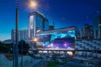Экран №230329 в городе Одесса (Одесская область), размещение наружной рекламы, IDMedia-аренда по самым низким ценам!