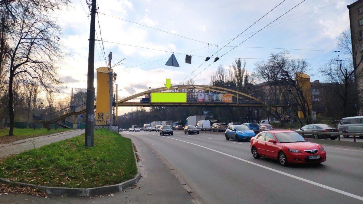 Арка №230330 в городе Киев (Киевская область), размещение наружной рекламы, IDMedia-аренда по самым низким ценам!