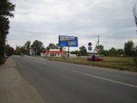 Билборд №2304 в городе Канев (Черкасская область), размещение наружной рекламы, IDMedia-аренда по самым низким ценам!