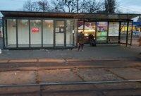 Остановка №230655 в городе Киев (Киевская область), размещение наружной рекламы, IDMedia-аренда по самым низким ценам!
