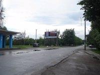Билборд №2307 в городе Канев (Черкасская область), размещение наружной рекламы, IDMedia-аренда по самым низким ценам!