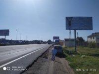 Билборд №231416 в городе Одесса трасса (Одесская область), размещение наружной рекламы, IDMedia-аренда по самым низким ценам!