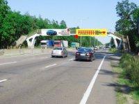 Арка №231455 в городе Киев (Киевская область), размещение наружной рекламы, IDMedia-аренда по самым низким ценам!
