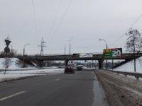 Арка №231474 в городе Киев (Киевская область), размещение наружной рекламы, IDMedia-аренда по самым низким ценам!