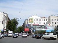 Брандмауэр №231630 в городе Харьков (Харьковская область), размещение наружной рекламы, IDMedia-аренда по самым низким ценам!