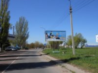 Билборд №231671 в городе Кривой Рог (Днепропетровская область), размещение наружной рекламы, IDMedia-аренда по самым низким ценам!