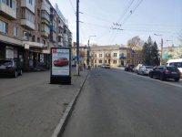 Ситилайт №231689 в городе Кременчуг (Полтавская область), размещение наружной рекламы, IDMedia-аренда по самым низким ценам!
