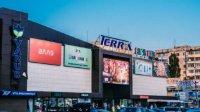 Экран №231703 в городе Каменское(Днепродзержинск) (Днепропетровская область), размещение наружной рекламы, IDMedia-аренда по самым низким ценам!