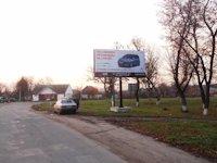 Билборд №2318 в городе Звенигородка (Черкасская область), размещение наружной рекламы, IDMedia-аренда по самым низким ценам!