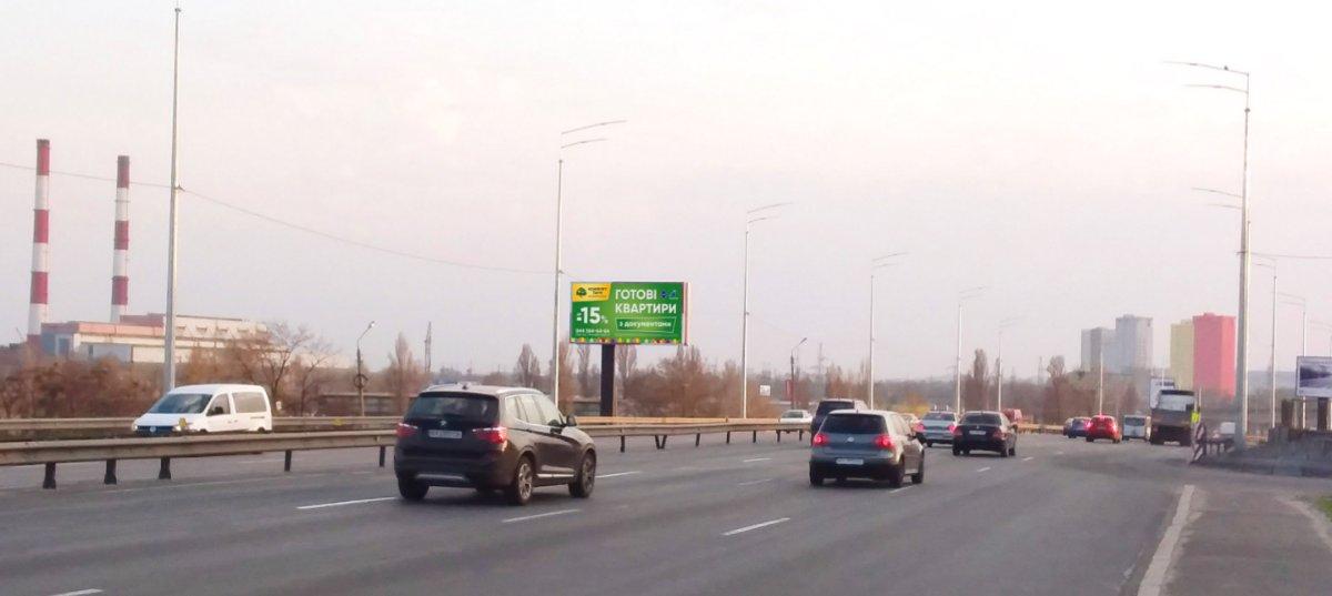 Бэклайт №232142 в городе Киев (Киевская область), размещение наружной рекламы, IDMedia-аренда по самым низким ценам!