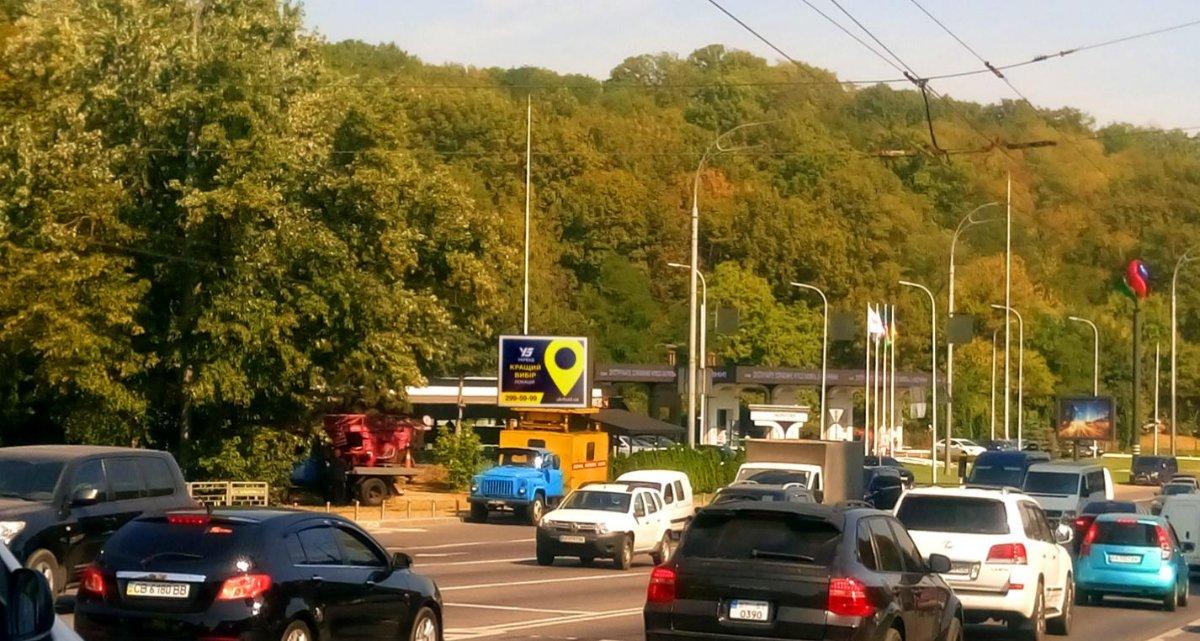 Бэклайт №232152 в городе Киев (Киевская область), размещение наружной рекламы, IDMedia-аренда по самым низким ценам!