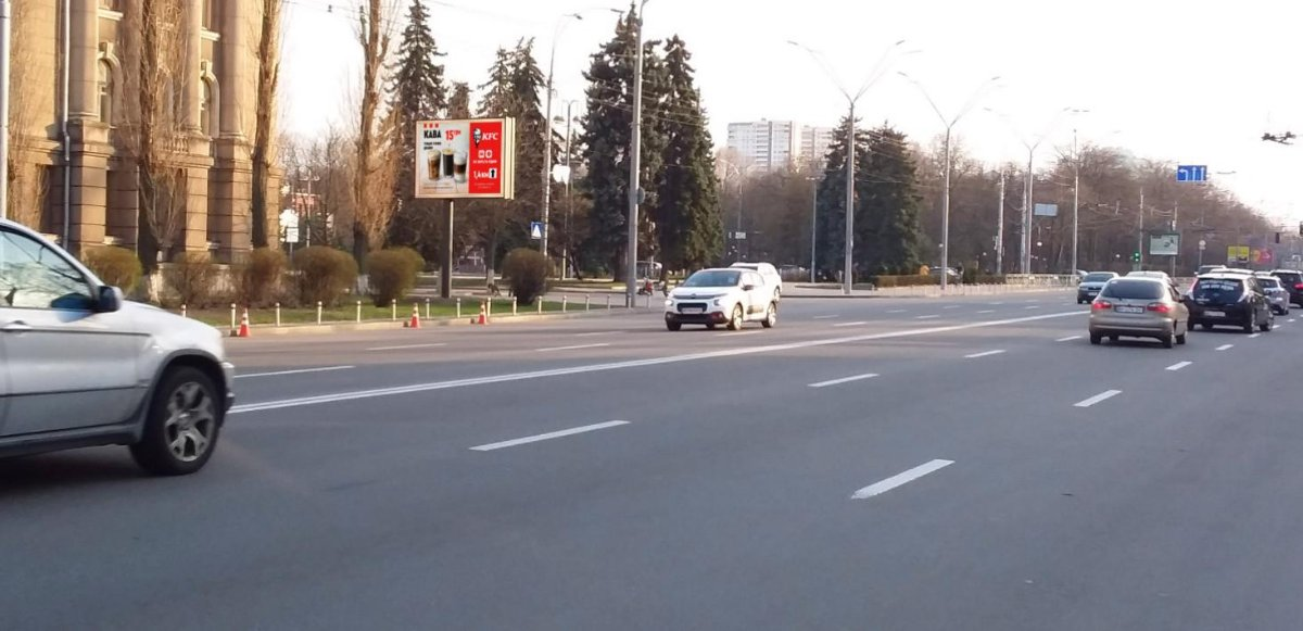 Бэклайт №232228 в городе Киев (Киевская область), размещение наружной рекламы, IDMedia-аренда по самым низким ценам!