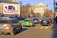 Экран №232288 в городе Харьков (Харьковская область), размещение наружной рекламы, IDMedia-аренда по самым низким ценам!