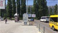 Ситилайт №232334 в городе Николаев (Николаевская область), размещение наружной рекламы, IDMedia-аренда по самым низким ценам!