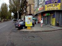Ситилайт №232351 в городе Николаев (Николаевская область), размещение наружной рекламы, IDMedia-аренда по самым низким ценам!