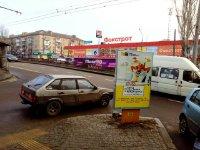 Ситилайт №232352 в городе Николаев (Николаевская область), размещение наружной рекламы, IDMedia-аренда по самым низким ценам!