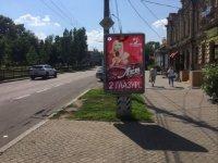 Ситилайт №232355 в городе Николаев (Николаевская область), размещение наружной рекламы, IDMedia-аренда по самым низким ценам!