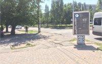 Ситилайт №232360 в городе Николаев (Николаевская область), размещение наружной рекламы, IDMedia-аренда по самым низким ценам!