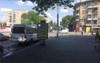 Ситилайт №232361 в городе Николаев (Николаевская область), размещение наружной рекламы, IDMedia-аренда по самым низким ценам!
