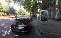 Ситилайт №232369 в городе Николаев (Николаевская область), размещение наружной рекламы, IDMedia-аренда по самым низким ценам!