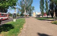 Ситилайт №232454 в городе Николаев (Николаевская область), размещение наружной рекламы, IDMedia-аренда по самым низким ценам!