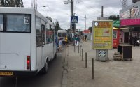 Ситилайт №232457 в городе Николаев (Николаевская область), размещение наружной рекламы, IDMedia-аренда по самым низким ценам!