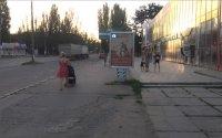 Ситилайт №232461 в городе Николаев (Николаевская область), размещение наружной рекламы, IDMedia-аренда по самым низким ценам!