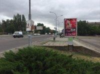 Ситилайт №232469 в городе Николаев (Николаевская область), размещение наружной рекламы, IDMedia-аренда по самым низким ценам!