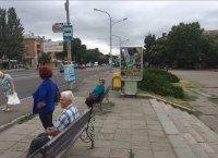 Ситилайт №232471 в городе Николаев (Николаевская область), размещение наружной рекламы, IDMedia-аренда по самым низким ценам!