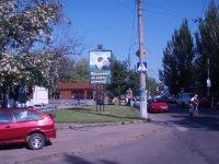 Ситилайт №233367 в городе Николаев (Николаевская область), размещение наружной рекламы, IDMedia-аренда по самым низким ценам!