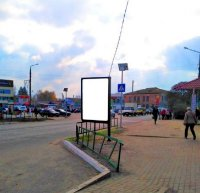 Ситилайт №233401 в городе Мерефа (Харьковская область), размещение наружной рекламы, IDMedia-аренда по самым низким ценам!