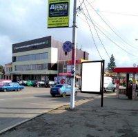 Ситилайт №233406 в городе Мерефа (Харьковская область), размещение наружной рекламы, IDMedia-аренда по самым низким ценам!
