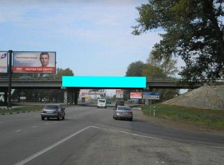 Арка №233410 в городе Харьков (Харьковская область), размещение наружной рекламы, IDMedia-аренда по самым низким ценам!