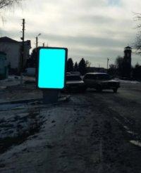 Ситилайт №233569 в городе Золочев (Харьковская область), размещение наружной рекламы, IDMedia-аренда по самым низким ценам!