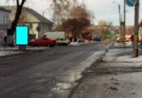 Ситилайт №233571 в городе Золочев (Харьковская область), размещение наружной рекламы, IDMedia-аренда по самым низким ценам!