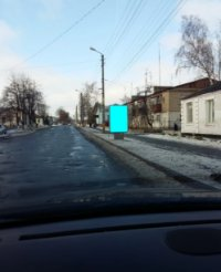 Ситилайт №233572 в городе Золочев (Харьковская область), размещение наружной рекламы, IDMedia-аренда по самым низким ценам!