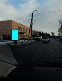Ситилайт №233573 в городе Золочев (Харьковская область), размещение наружной рекламы, IDMedia-аренда по самым низким ценам!