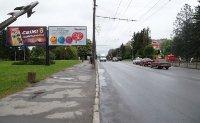 Билборд №233621 в городе Тернополь (Тернопольская область), размещение наружной рекламы, IDMedia-аренда по самым низким ценам!