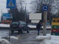 Билборд №234216 в городе Ровно (Ровенская область), размещение наружной рекламы, IDMedia-аренда по самым низким ценам!