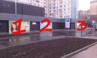Билборд №234627 в городе Кривой Рог (Днепропетровская область), размещение наружной рекламы, IDMedia-аренда по самым низким ценам!