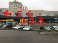 Билборд №234631 в городе Ровно (Ровенская область), размещение наружной рекламы, IDMedia-аренда по самым низким ценам!