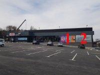 Билборд №234655 в городе Каменское(Днепродзержинск) (Днепропетровская область), размещение наружной рекламы, IDMedia-аренда по самым низким ценам!