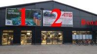 Билборд №234656 в городе Берегово (Закарпатская область), размещение наружной рекламы, IDMedia-аренда по самым низким ценам!