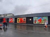 Билборд №234794 в городе Запорожье (Запорожская область), размещение наружной рекламы, IDMedia-аренда по самым низким ценам!