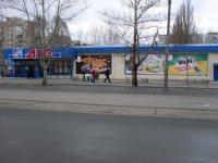 Билборд №234819 в городе Мелитополь (Запорожская область), размещение наружной рекламы, IDMedia-аренда по самым низким ценам!