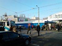 Билборд №234843 в городе Кривой Рог (Днепропетровская область), размещение наружной рекламы, IDMedia-аренда по самым низким ценам!