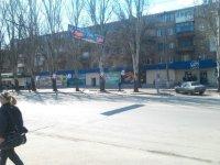 Билборд №234855 в городе Кривой Рог (Днепропетровская область), размещение наружной рекламы, IDMedia-аренда по самым низким ценам!