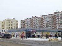 Билборд №234888 в городе Лозовая (Харьковская область), размещение наружной рекламы, IDMedia-аренда по самым низким ценам!