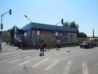 Билборд №234892 в городе Красноград (Харьковская область), размещение наружной рекламы, IDMedia-аренда по самым низким ценам!