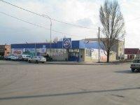 Билборд №234952 в городе Покровск(Красноармейск) (Донецкая область), размещение наружной рекламы, IDMedia-аренда по самым низким ценам!